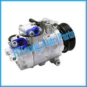 auto air compressor 6SEU14C PV6 100mm Compressor for Audi  VW  Skoda 4H0260805F 447190-6400