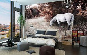 custom wallpaper roll Horse photography background wall murals for living room papel de parede do desktop