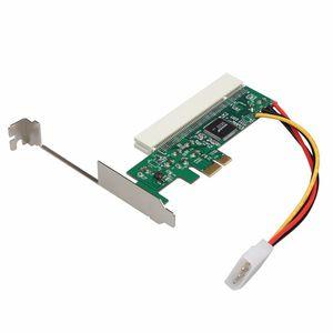PCI-Express PCIE PCI-E X1 X4 X8 X16 для PCI Bus Riser Card адаптер конвертер с кронштейном для Windows
