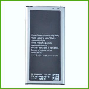 batteria accessori per telefoni cellulari Batteria da 2800 mAh per batteria Samsung S5 EB-BG900BK