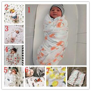2017 hotsale INS desiigns articles pour bébés nouveau-né des couvertures pour bébés corée enfants en bas âge infantile couverture de fibre de bambou