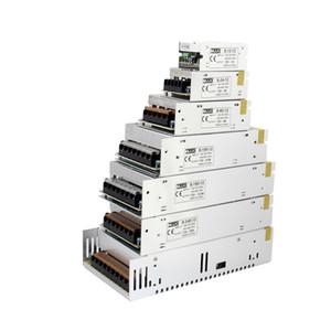 Светодиодный блок питания 12 В DC 1A 2A 5A 10A 15A 20A 30A 50A 70A 840W импульсный адаптер питания 110 В 220 В переменного тока до 12 вольт постоянного тока