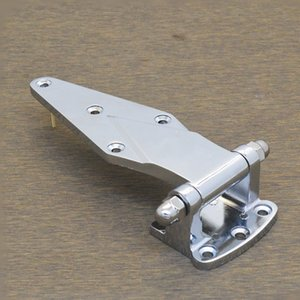 175mm Soğuk depo depolama menteşe Kurutma fırını montaj endüstriyel Soğutmalı menteşe tamir donanım parçası
