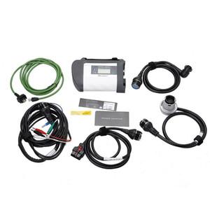 고품질 MB Star C4 SD 연결 별 진단 Xentry DAS 시스템 메르세데스 벤츠 Diag Tool의 경우 컴팩트 4 멀티플렉서