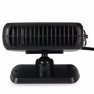 Portable 12V 150W auto dégivreur de dégivreur de voiture avec poignée pivotante amateurs de conduite voiture-style voiture chauffage chauffage ventilateur