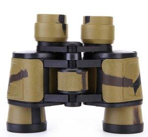 Venda quente 8X40 camuflagem telescópio clássico HD Binóculos