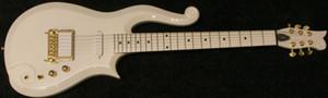 Nadir Elektrik Gitar Prens Beyaz Bulut Elektrik Gitar Altın Donanım En Çok Satan