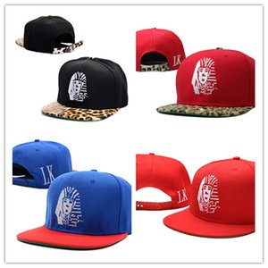 Yeni Sıcak Last Kings Deri Snapback şapka lastking LK Tasarımcı Marka erkek kadın beyzbol kapaklar hip-hop sokak kapaklar Ücretsiz Nakliye DD