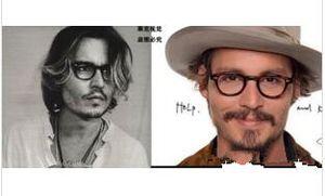 2016 Johnny Depp Woody Allen Óculos de Qualidade Superior Marca Rodada Óculos Moldura Lemtosh Preto Frete Grátis Ou Tamanho Tartaruga S M L