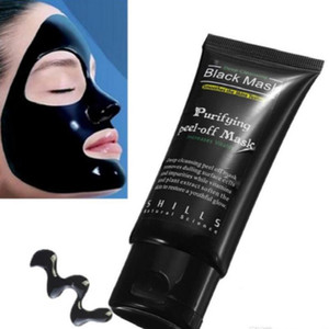 SHILLS Deep Cleansing Black MASK 50ML Blackhead Facial Mask 2017 DHL Free shipping