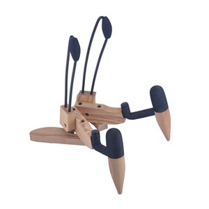 Good quality Wood Stand For Electric Guitar Foldable Wooden Electric Guitar Stand