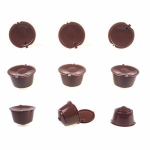 3 unids / pack uso 150 veces recargable Dolce Gusto café cápsula nescafe dolce gusto cápsula reutilizable dolce gusto cápsulas