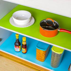 Wholesale- Multipurpose 100*50cm Refrigerator Freezer Mat Fridge Anti-fouling Anti Frost Waterproof Pad kitchen table wardrobe drawer mats