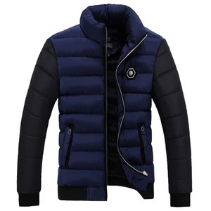 Vente en gros - Veste Parkas hiver hiver 2016 nouvelle arrivée pour hommes manteaux parka rembourrés manteau manteau en duvet parkas hommes vêtements Casual Coat 70
