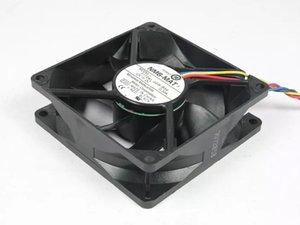 Envío gratis para NMB 3110KL-04W-B56 F03 DC 12V 0.3A 4 hilos de 5 pines conector 80mm 80X80X25mm Server Square Ventilador de refrigeración