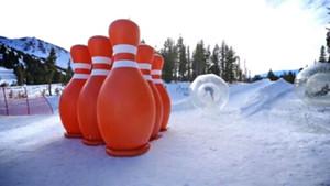 (Fachgeschäft) Zorb Ball 2,5 M und 3 Mdiameter Human Hamster Ball 0,8 mm TPU Material Outdoor-Spiel aufblasbare Ball aufblasbare Spielzeug