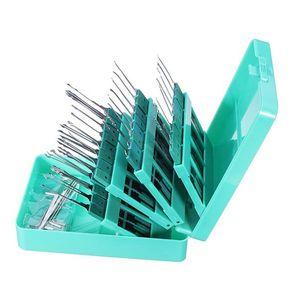 10pcs / lot herramienta de cerrajería Casa Klom 32 pasador de bloqueo de tapa dura recoger herramientas KLOM 32pin ganzúa herramientas H086