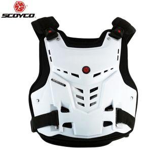 SCOYCO AM05 armure / armure moto / vitesse / gris / armure de protection / Vêtements Motocross Vestes de sécurité Body Armor armure moto