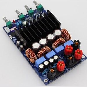 Freeshipping TAS5630 2.1 4ohm Classe D Digital Amplifier Board 300W + 150W + 150W Spedizione gratuita