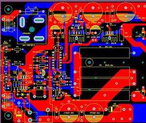 Spannungsregler Schema und PCB DC-DC DIY KIT Ausgang 12-14V 10A NetzspannungsreglerLM723 TIP142 LM7812 Eingang AC 18V 15A