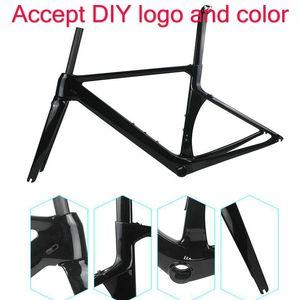 2017 top sale bicycle carbon frame T1100 1k road bike frame 905 906 165 166 169 167 170 BOB cycle china carbon frameset free shipping