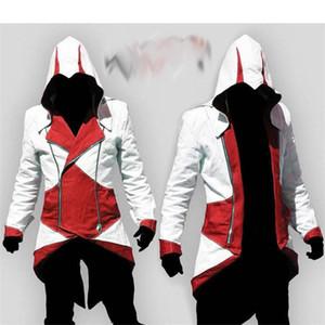 جديد حار بالجملة القتلة العقيدة 3 تأثيري المعطف 12 الألوان العقيدة الأزياء قاتل بارد الرجال بلايز سليم كونور سترات