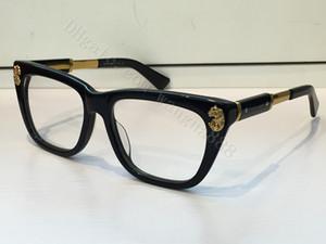 Freier Verschiffen Frauen arbeiten optischen Glasrahmenentwerfer eyewear Glasrahmen 0025HX Brillenrahmen um, der mit rotem Kasten kommt