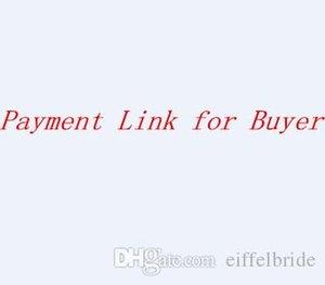 2017 Link di pagamento speciale per gli acquirenti di adeguamento per le dimensioni Plus e spese di spedizione Rush da Eiffelbride