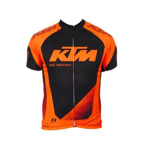 2017 Ktm Cycling maglia bicicletta estate maglia ciclismo hombre abbigliamento ciclismo mtb bici sportiva maglia bicicleta camicia maniche corte