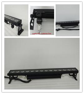 (2 peças / lote) frete grátis LED wall washer produtos mais recentes 14x30 w rgb 3in1 de alta potência super brilho IP65 matriz led wall washer