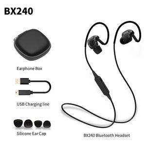 PLEXTONE BX240 Wireless Bluetooth Earphone Sweatproof Sport Headset Stereo Headsets With Mic for iPhone Samsung HTC Huawei