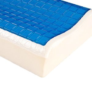 Comfort Gel Memory Foam Pillow Removeable Washable Cover