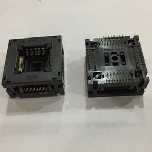 Yamaichi IC TEST SOCKET IC234-0644-024X TQFP64PIN 0,8 MM PITCH BURN IN SOCKET