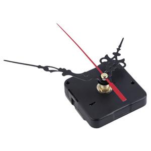 Coquille en plastique mains muettes horloge à quartz mécanisme de mécanisme de réparation outil pièces kit bricolage ensemble horloge pièces accessoires