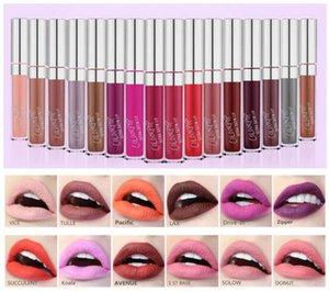 새로운 Colourpop 립 글로스 ULTRA MATTE 액체는 긴 입술 색 12 개 색상 팝업 지속 다양한 색상을 립스틱