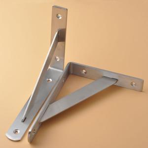 нержавеющая сталь настенный кронштейн бытовой техники часть кухня хранения поддержка полка треугольник перегородка стенд