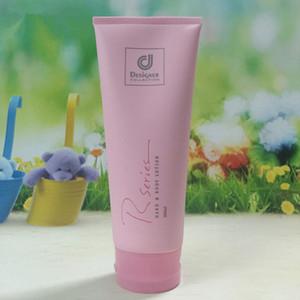 Atacado DHL 24 pcs Malásia Coleção Designer 200 ml Romântico perfume loção para o corpo mão Creme de Beleza Popular corpo Produtos