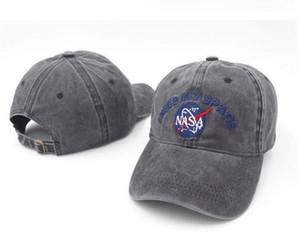 Casquette de baseball Strapback Sport en plein air pour hommes Femmes NASA J'AI BESOIN DE MON ESPACE Snap Back Hats Mens Trucker Hats Casquette Ball Caps