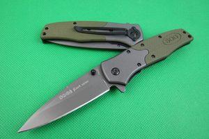 SOG FA02 faca dobrável abertura rápida 5 CR13 G10 + cabeça de aço facas bolso 56HRC campismo combate combate faca