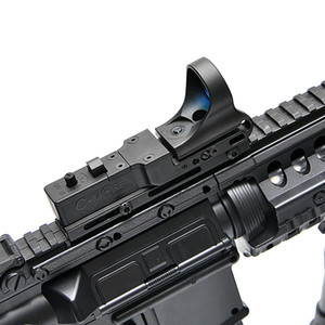 Neue taktische Red Dot Scope EX 182 Element Seemore Railway Reflex C-MORE Rotpunktvisier 6 Farbe Optik-freies Verschiffen