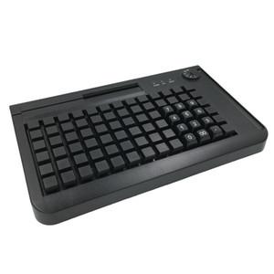 Tastiera POS KB78 con design brevettato guide-array