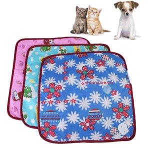 40 * 40 cm Hundebett Katze Bett Elektrische Heizkissen Elektrische Matten für Hund Katze Hase Decke Pet Produkte Zufällige Farbe