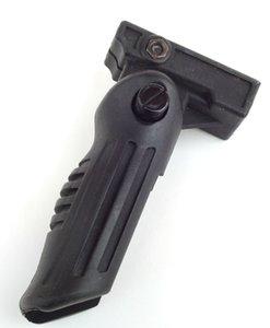 Foregrip pliable tactique Fore Grip pour rail de Weaver Picatinny 20mm