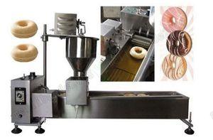 NOVO Uso Comercial 110 v 220 v Elétrica 4 cm 6 cm 8 cm Auto Donut Donut Machine Maker FRETE GRÁTIS MYY