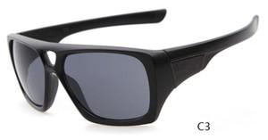 خيارات الصيف العلامة التجارية الجديدة FX الرياضة النظارات الشمسية المرأة العلامة التجارية مصمم FOX نظارات خمر نظارات طلاء نظارات الشمس FX-THE Decorun 7968