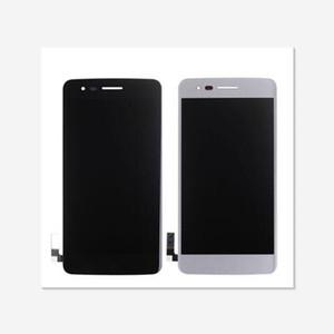 Per LG K8 2017 Aristo M210 MS210 US215 M200N Originale Nuovo LCD Touch Screen Digitizer di ricambio nero bianco