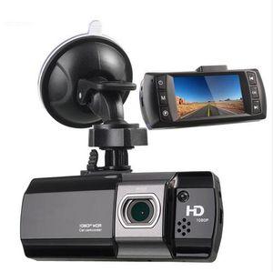 Original Car DVR Novatek 96650 AT550 Full HD 1080P Car Camera 170 Wide Angle Dash Cam G-Sensor   WDR   Night Vision Registrator