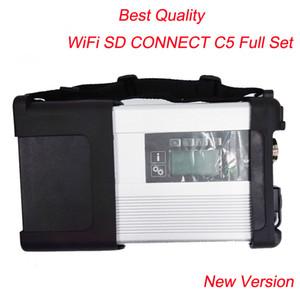 Super MB Stern C5 SD Connect für mb Diagnose-Tool mit WiFi verbinden mb Stern SD C5 besten Preis