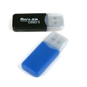 USB 2.0 High Speed Mini Micro SD T-Blitz Tf-karte Speicherkartenleser Adapter Konverter Bunte