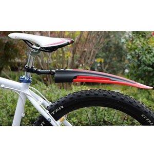 Hot Bicycle Mudguard Set MTB Montagne Route Vélo Vélo Tire Pneu Avant Arrière Garde-Boue Fender Set Vélo Accessoire